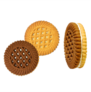 "Biscuits ""Zebra"" with brule cream  manufacturer"