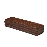 Wafers with cocoa filling in chocolate glaze manufacturer