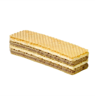 "Wafers ""Zebra"", milk&cocoa cream manufacturer"