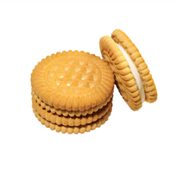 "Biscuits ""Mozaic"" with lemon cream manufacturer"